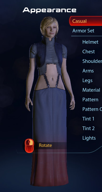 Look for Mass effect mod nude