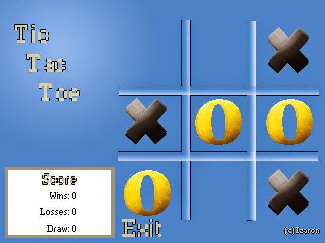 صور لعبة اكس اوة XO Tic Tac