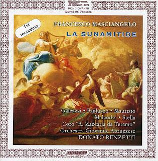 Masciangelo - La Sunamitide