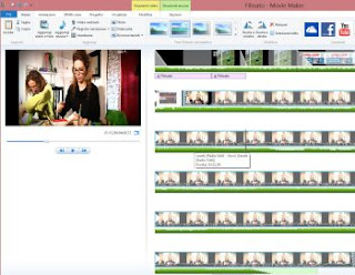 modificare video con movie maker