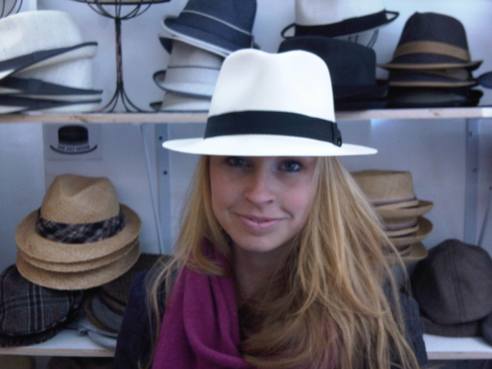 Buy Panama Hats in New York