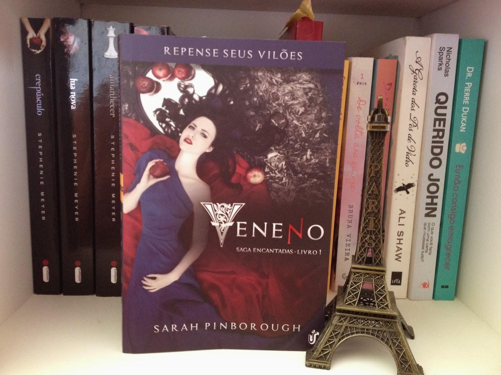 Veneno - blog doce sonhadora