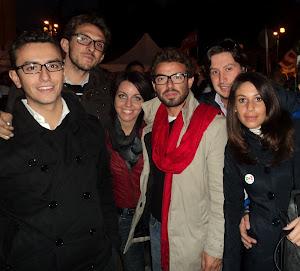 A Roma, manifestazione.