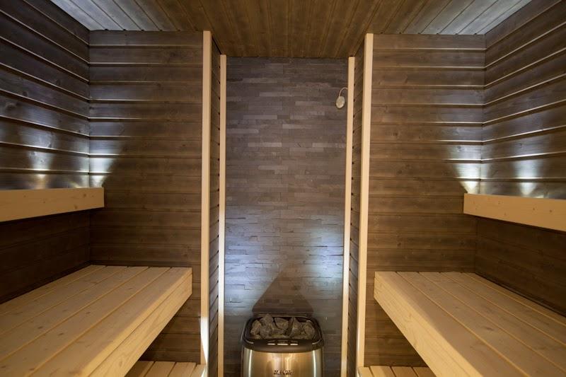 Doukas Arts asuntomyyntikuva Inneres Oy:lle - Sauna