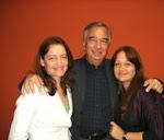 Eu, Dr Atherino e Ana Claudia Candelot