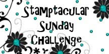 Stamptacular Sunday