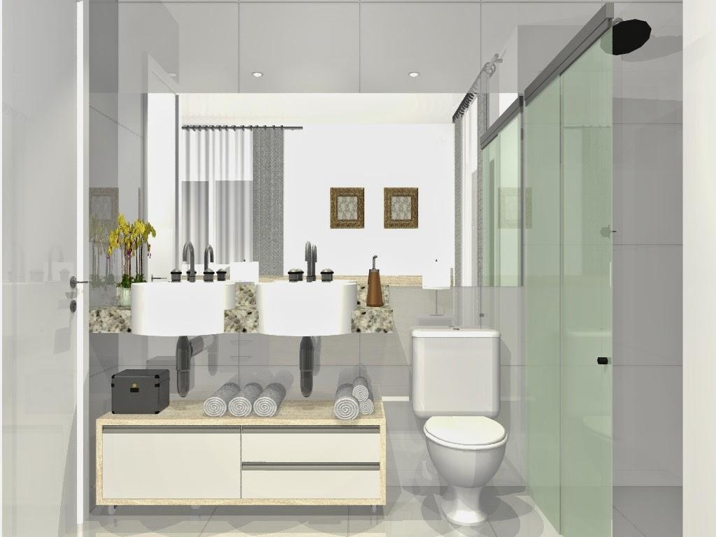 Aliada à Beleza e Funcionalidade em um Banheiro Planejado  #998D32 1024x768 Banheiro Armario Planejado