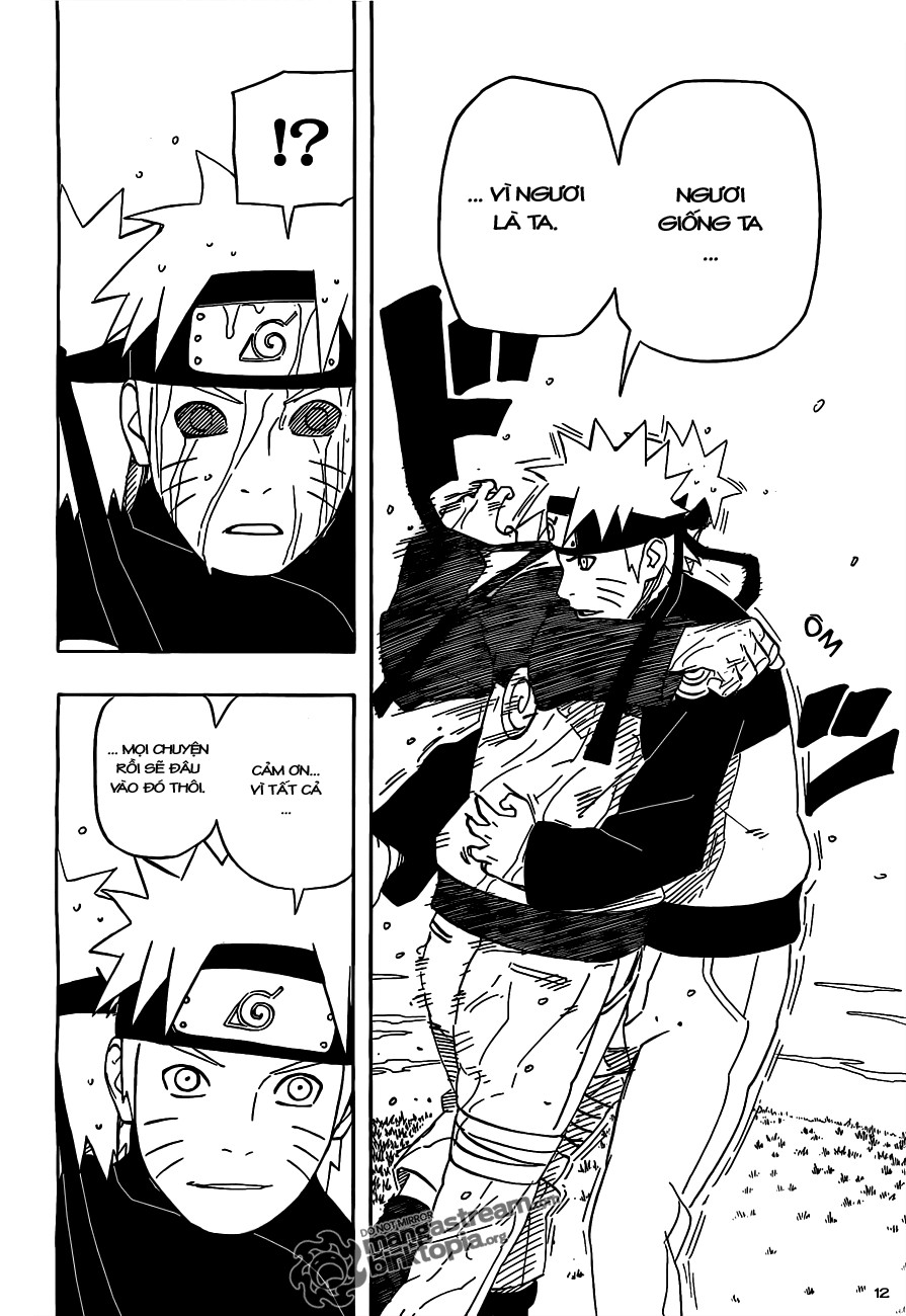 Naruto chap 495 Trang 12 - Mangak.info