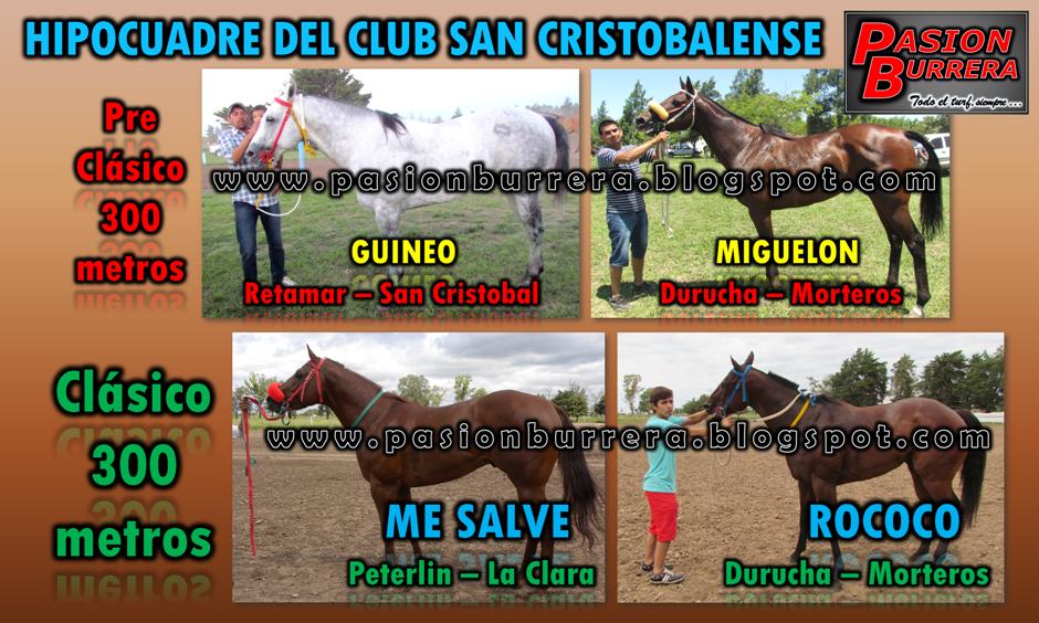 San Cristobal - clasicos
