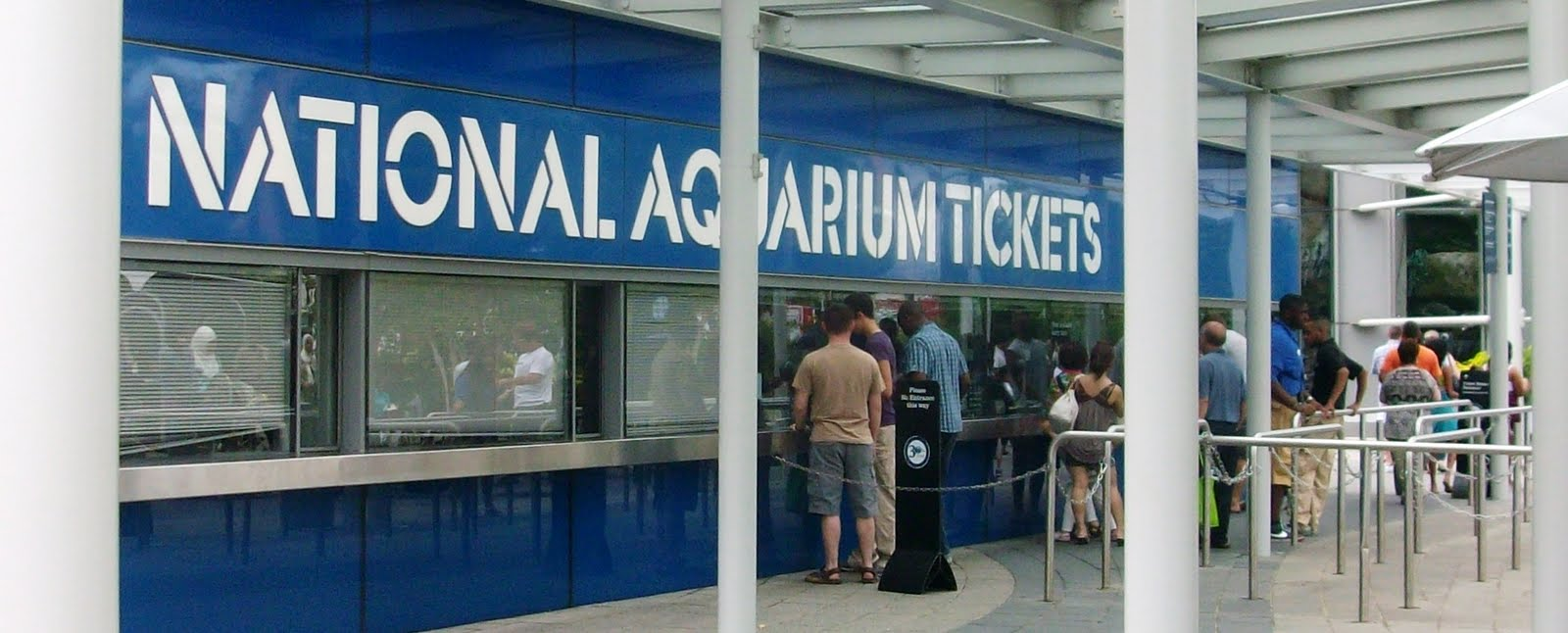 National aquarium discount coupons