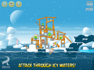 Angry Birds 2: Seasons Screenshot 3