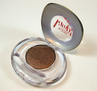 Pupa - Coral Island - Vamp! Compact Eyeshadow 002 - Bronze Passion