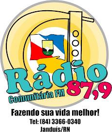 Rádio Comunitária FM Janduís/RN