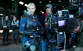 3D film-making in 'Prometheus'