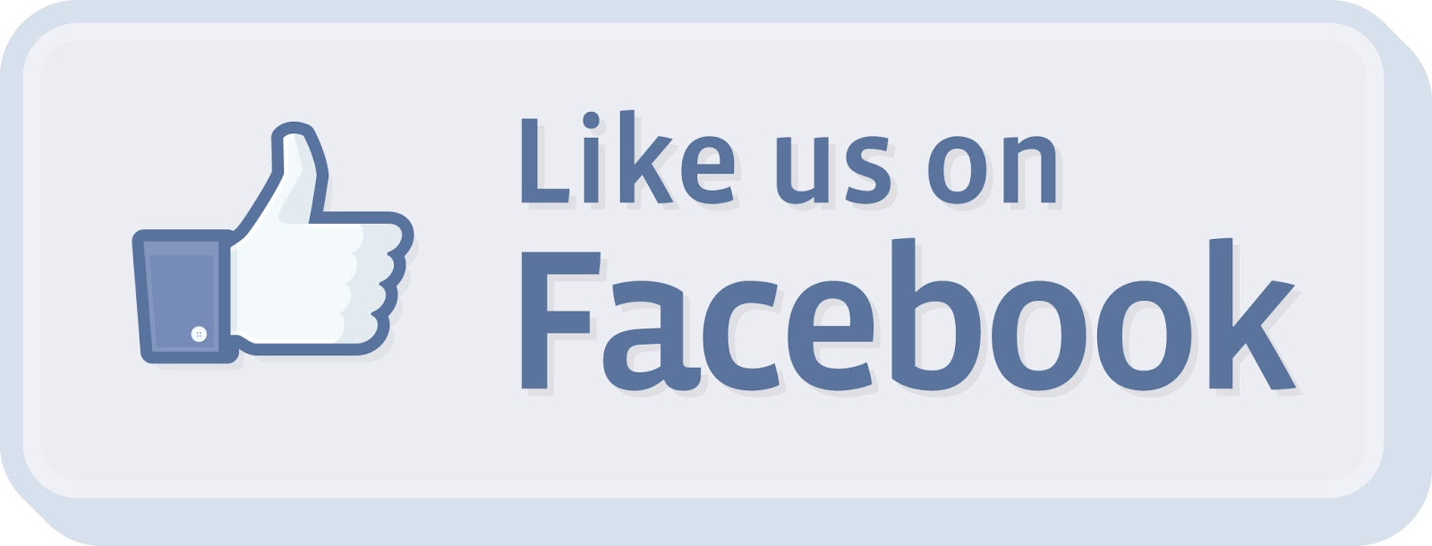 Quality market like us on facebook for Like us on facebook sticker template