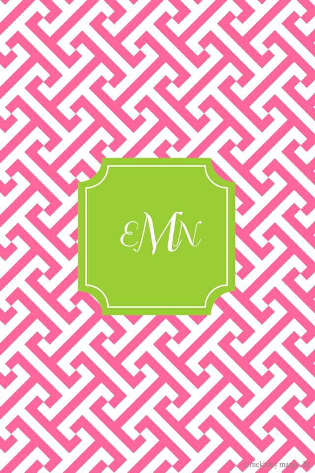 Monogram Wallpapers