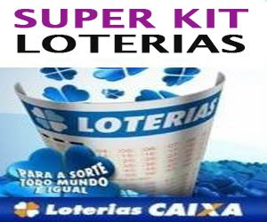 Super Kit Loterias Da Caixa