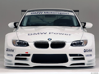 BMW M3 Alms Race Car