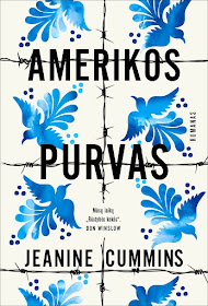 """Šiuo metu skaitau: Jeanine Cummins """"Amerikos purvas"""""""