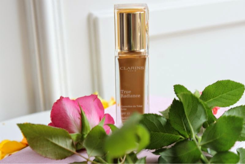 Clarins True Radiance Foundation