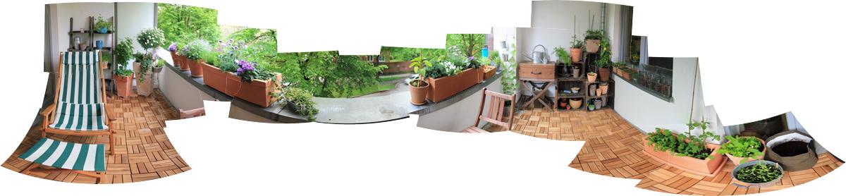 Balkon Beispiele