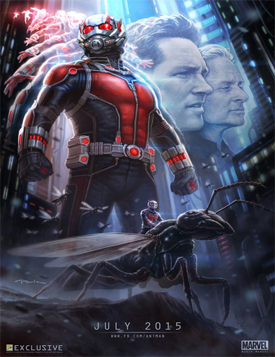 Ver El hombre hormiga (Ant-Man) (2015) Online