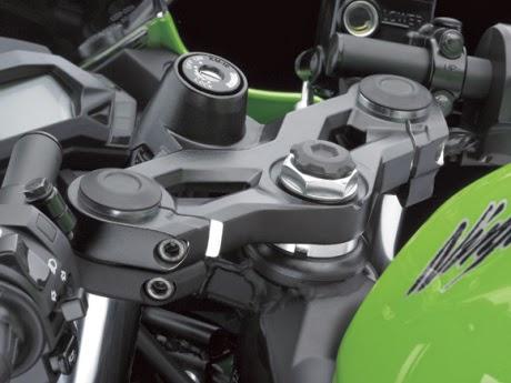 Spesifikasi Kawasaki Ninja RR Mono - setang