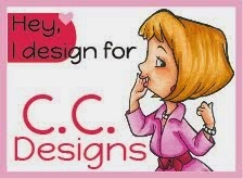 C.C. Designs Rubber Stamps Design Team