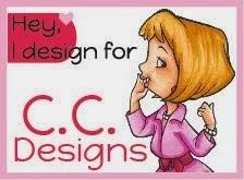 C.C. Designs Rubber Stamps Design Team