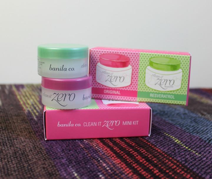 banila co. Clean It Zero - Original & Reversatol samples kit