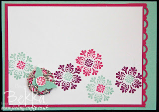 Sale-A-Bration Madison Avenue Card by Stampin' Up! Demonstrator Bekka Prideaux - get these stamps free between now and 22 March 2013
