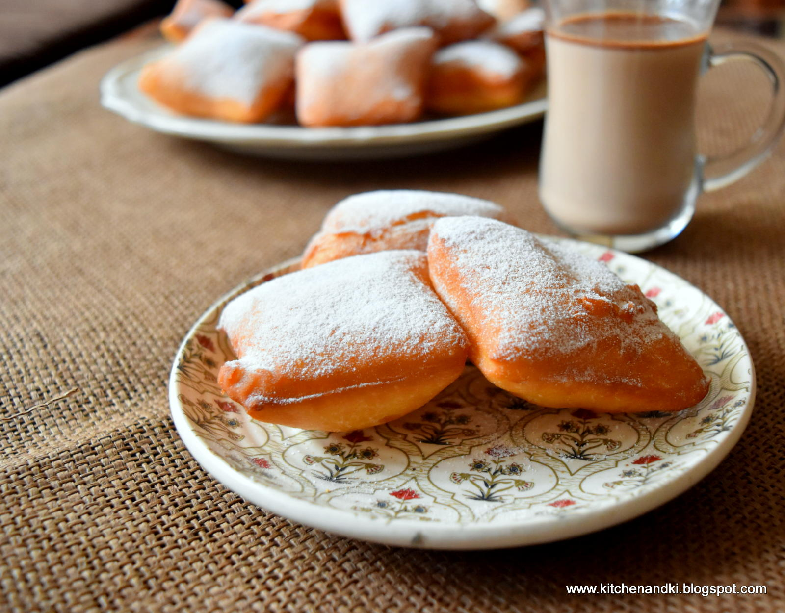 New Orleans Cafe Du Monde Beignet Recipe