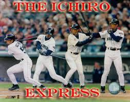 The Ichiro Express
