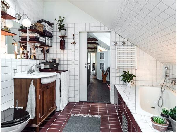 Duplex Loft in Kungsholmen