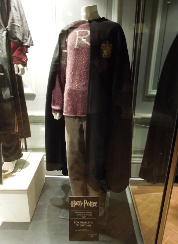 Ron Weasley R costume