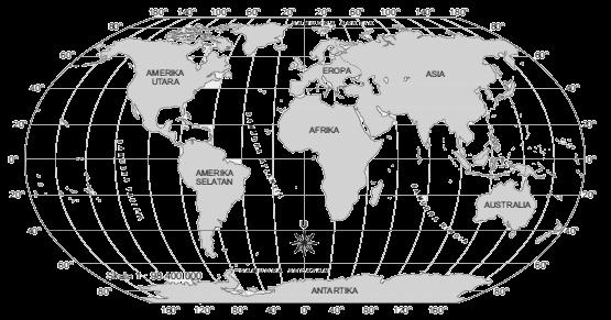 Kumpulan Soal Ujian Terbaru Bentang Alam Dan Penduduk Benua