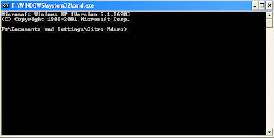 Command Prompt Interface