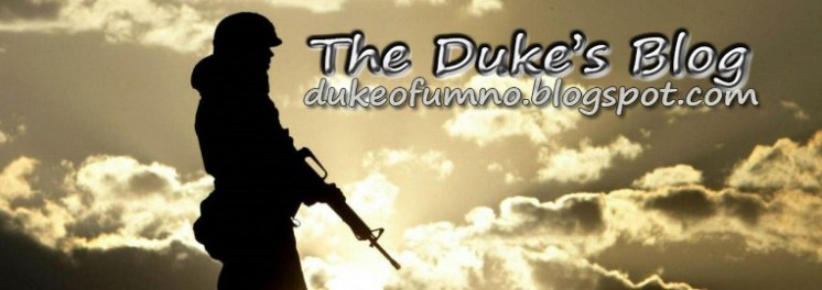 THE DUKE&#39;S BLOG