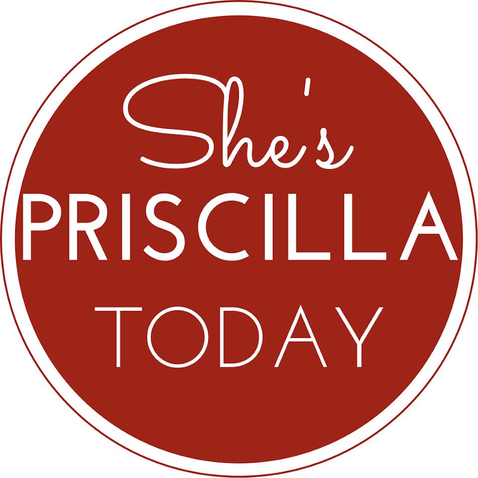 PRISCILLA TODAY