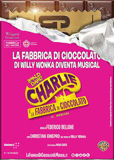 """""""CHARLIE E LA FABBRICA DI CIOCCOLATO"""" regia di Federico Bellone"""