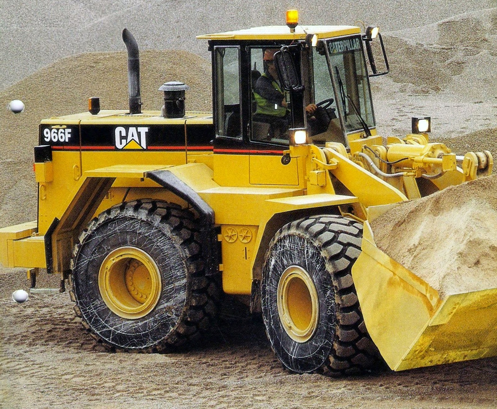 hydraulic system troubleshooting wheel loader 966f series ii rh manualheavyequipment blogspot com 966 Loader Bucket 966F Cab