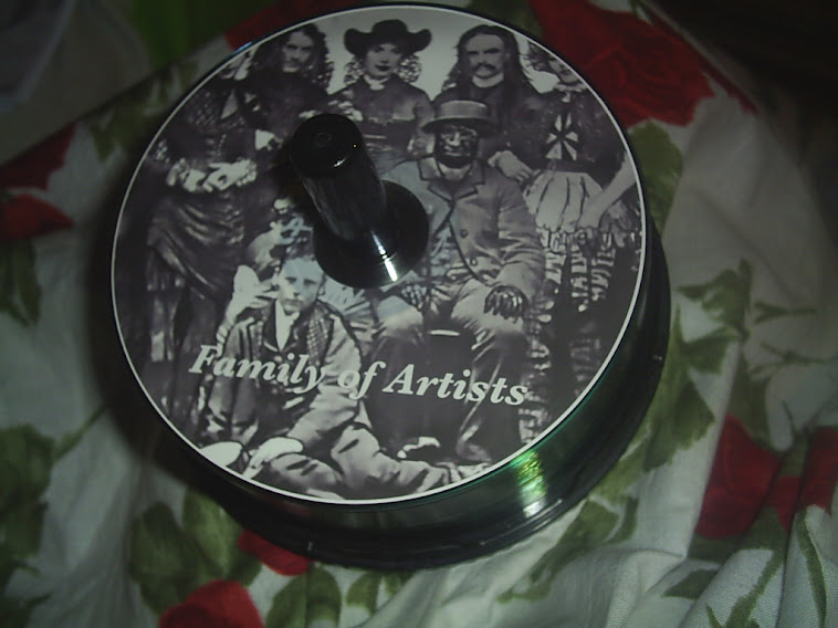 Family of Artists CD