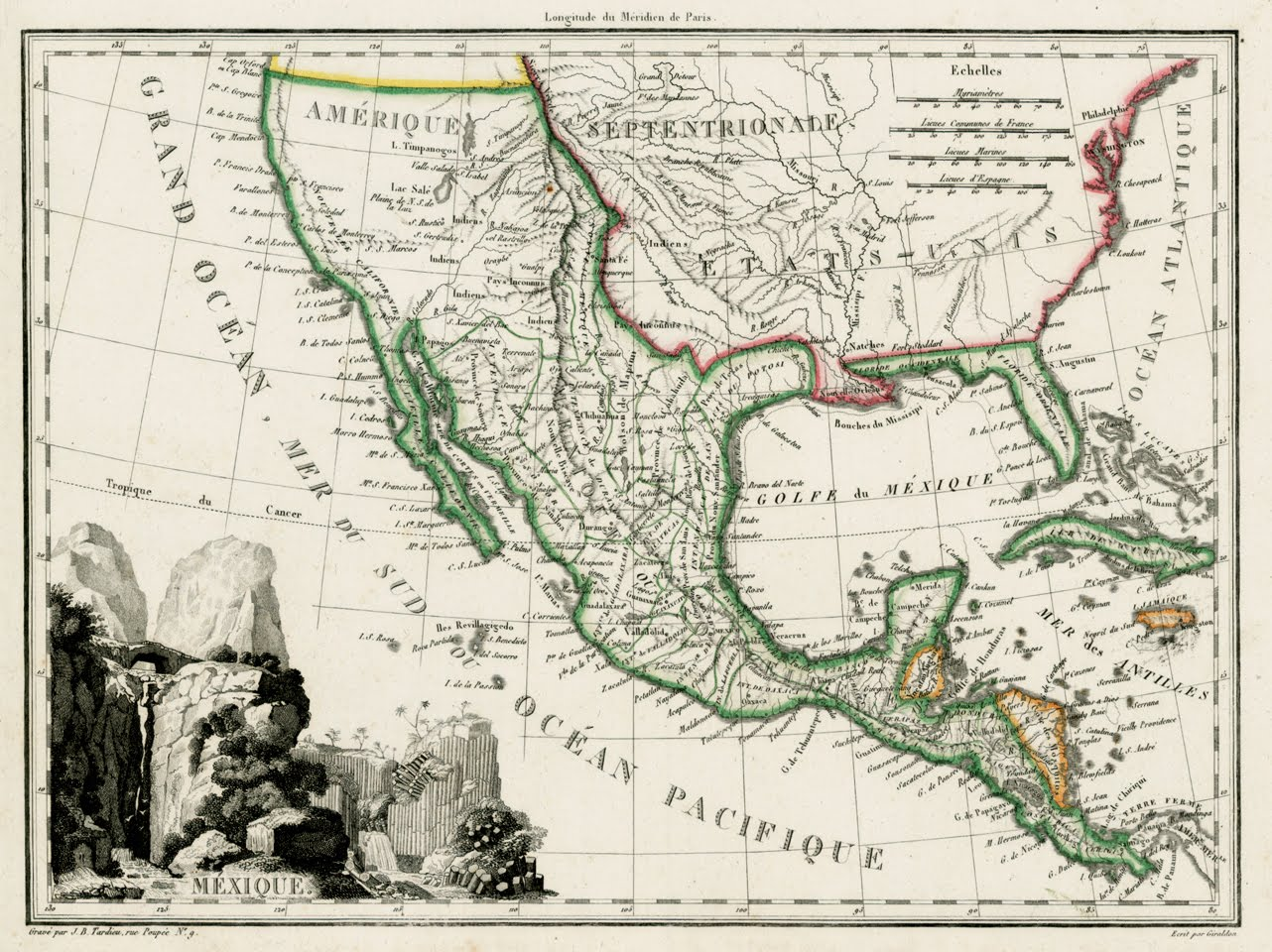1840s In Mexico