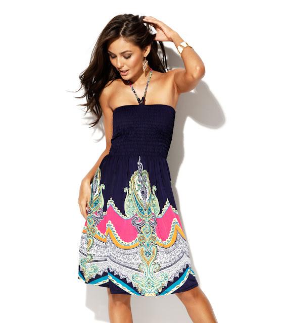 Vestidos Casuales 2015