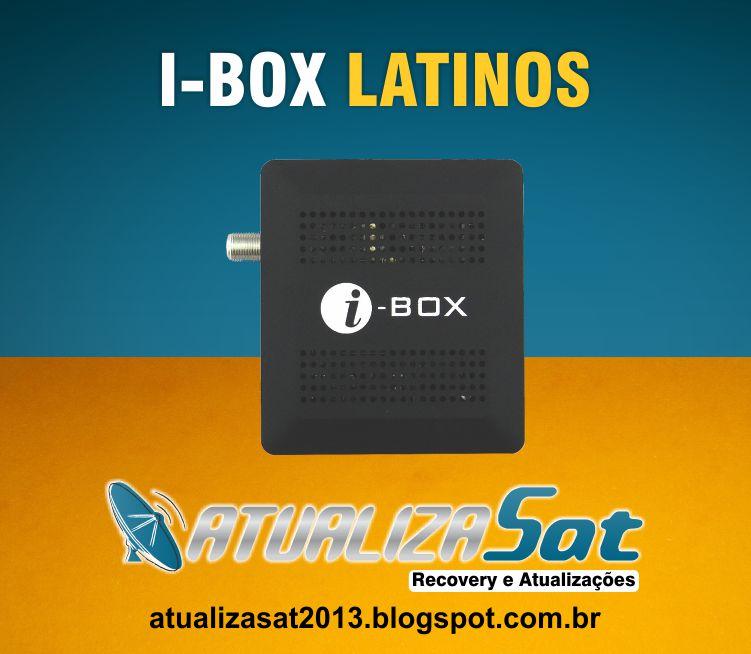 Nova atualização Ibox III Latino e LS3100 - 16/05/2013