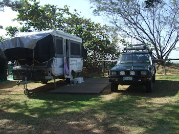 the site at Yeppoon