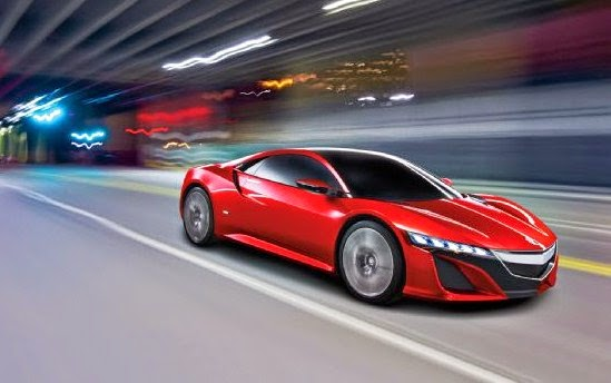 cool cars and super cars acura nsx - Super Fast Cool Cars