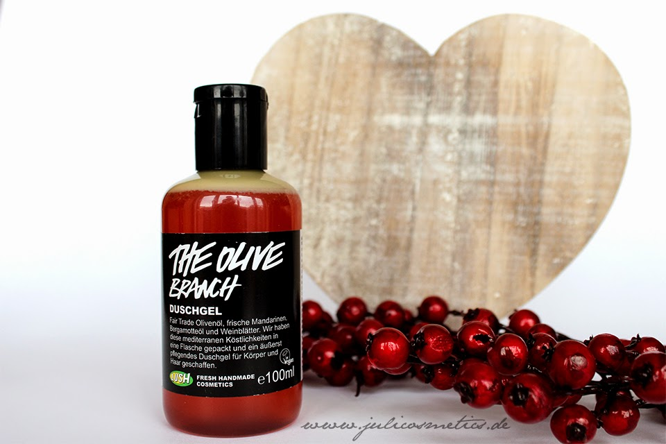 LUSH - The Olive Branch Duschgel