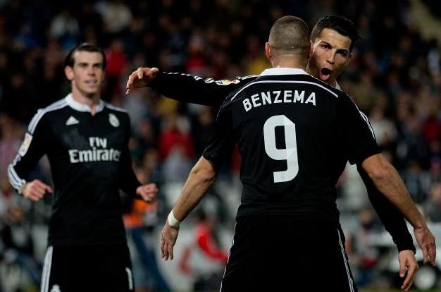 Prediksi Valencia Vs Real Madrid Senin 4 Jan 2016