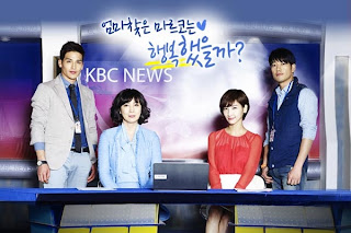 """Sincerity Moves Heaven"" Korean Drama 2013"